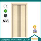 Porte en bois en PVC de haute qualité pour projet (WDHO71)