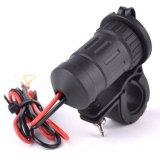 オートバイのハンドル棒USBの充電器力ポートのアウトレットのソケット