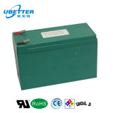 12V 18ah Litium-Ionbatterie-Satz mit Lead-Acid Batterie-Kasten
