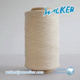 Hilo de algodón reciclado fibra reciclado