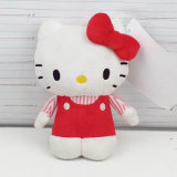 Custom Wholesale Mobile Phone Cover Hello Kitty Stuffed Toy