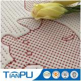 La tela que hace tictac hecha punto 240GSM más nueva del colchón para el colchón