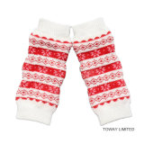 Design Knitting Chien Chaussettes Snowflakes Pet Leg Warm Wear