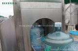 botella 5gallon que aclara la máquina que capsula de relleno 600bph