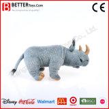 Realistisches angefülltes Tier-weiches Spielzeug-Plüsch-Nashorn für Kind-Kinder
