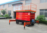 платформа работы 300kg 16m Hydraylic Moving (SJY0.3-16)