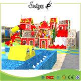普及した海の主題のモジュラー使用された商業運動場装置の販売