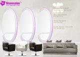 شعبيّة [هيغقوليتي] صالون مرآة [بربر شير] صالون كرسي تثبيت ([ب2002ف])