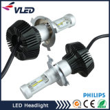 Double base H4 / H13 / 9004/9007 Phi Luxeon Zes Chip 6s Car LED Ampoule à phare