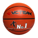 نظير صنع وفقا لطلب الزّبون يطبع كرة سلّة كرة حجم 7
