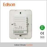 Thermostat intelligent de pièce de WiFi de FCU pour l'IOS/thermostat androïde de $$etAPP