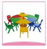 Tableau en plastique de jardin d'enfants de Tableau d'utilisation de forme multi de fleur avec beaucoup de couleurs