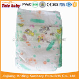 Wegwerfbaby-Windel mit Breathable Backsheet schläfriger Baby-Windel