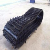 Pista di gomma 380*65*46 per i pezzi meccanici agricoli