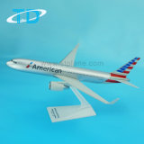 "B767-300er 1:200 27cm Scael 모형 ""미국"" 보잉 에어버스 항공기"