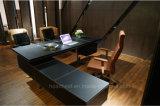 워크 스테이션 (YA02)를 위한 현대 목제 L 모양 구석 두목 테이블