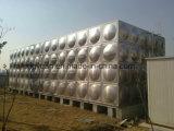 Tanque de água do painel do aço inoxidável de venda direta da manufatura