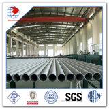 Aislante de tubo inconsútil del acero inoxidable de ASTM A312 Tp316L