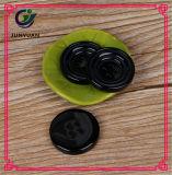 Кнопка смолаы с круглой пряжкой кнопок пальто края