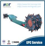 Esquilador eléctrico del transporte de la CA de HMG100/258-Bwd
