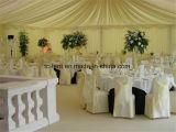 Grande tenda di cerimonia nuziale del partito di eventi del condizionatore d'aria della tenda del PVC dell'alluminio