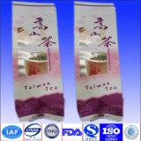 Напечатанный Ziplock бумажный пакетик чая