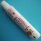 歯磨き粉および剃るクリームのフッ化物のためのAluminium&Plasticの包装の管自由に子供のために