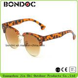 Lunettes de soleil de vente chaudes de gosses de lunetterie fraîche de créateur