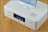 iPhone와 Samsung를 위한 회전하는 이동 전화 기초 Bluetooth 스테레오 스피커 지원 NFC