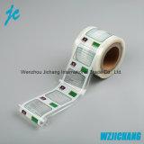 Шток крена полиэтиленовых пленок напечатал для упаковки оборачивая печенья