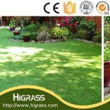 Erba artificiale sintetica per il paesaggio e la superficie del campo da giuoco