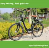 Qualitäts-elektrisches Stadt-Fahrrad für Damen für Großverkauf
