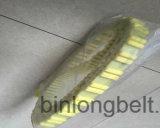La PU de la alta calidad cubrió las correas dentadas sin fin C60 del botón especial de las correas dentadas