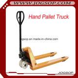 caminhão de pálete da mão do equipamento do armazenamento do armazém 2ton