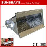 Il bruciatore di calore dell'aria è progettato per disidrata la macchina di frutta