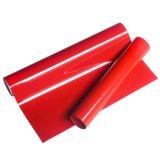 Flessione Cuttable /Vinly dell'unità di elaborazione di trasferimento rosso per tessuto