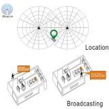 Energía inferior 4.0 Microlocation Ibeacon de Blueooth