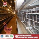 Jaula de la vertiente de las aves de corral del sistema que introduce de consumición del pollo (A-3L90)
