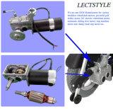 Leva alimentata del regolatore & della barra di comando del motore della sedia a rotelle sulla sedia a rotelle di CC