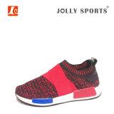 Chaussures de course de loisirs respirables de Knit d'espadrille pour des hommes de femmes