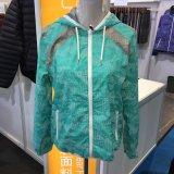Ткань печатание полиэфира отражательная для куртки