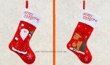 Decoración de la media de la Navidad