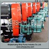 Pompe élevée lourde centrifuge de lait de chaux de traitement des eaux de chrome
