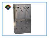 (C-14) Neun Tür-Edelstahl-Kleidung, die Schrank ändert