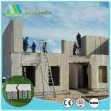 100mm内部および外壁のための耐火性EPSのセメントサンドイッチ壁パネル