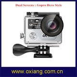 Volle HD 4k WiFi 1080P imprägniern Vorgangs-Sport-Kamera