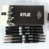 Kylie 2 в 1 водоустойчивом карандаше брови сторон Kylie карандаша брови двойном