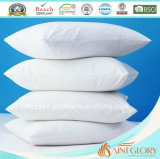 Intero coperchio bianco 100% del cuscino della pianura della protezione del cuscino del cotone 280tc di vendita