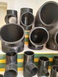 Große Auswahl 20~630mm HDPE Befestigungs-Gruppe (Krümmer, T-Stück, Kreuz, Flansch, Koppler), DIN/En/ISO Standard