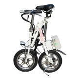 Bicicleta eléctrica plegable / Ciudad Uso Bicicleta / Bicicleta de aluminio plegable de la aleación / 16, 14, 18 pulgadas de la bici eléctrica plegable